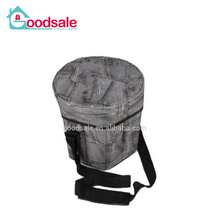 Outdoor outing portable multifunctional ice bag stool storage rotomolded cooler box