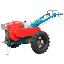 QLN 15 hp wheel farm 2 WD hand tractor uses and function