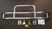 American Truck Auto Body Spare Parts 304 Stainless Steel Front Bumper for Volvo VNL Deer Grille Guard