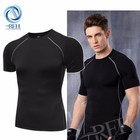 Online shopping atacado mangas curtas sports wear camisas cabidas