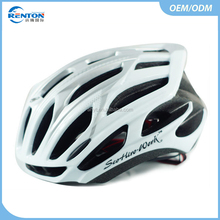 Brightly PC Adult In-mold Bicycle Helmet for Europe Market