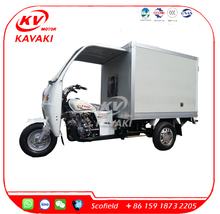 Hot sale new style 3 wheel cargo truck 250cc tricycleading
