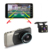 2018 Best Dash Cam 1080P 4 Inch Screen Dashcam Front And Back Lens Car DVR