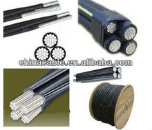2013 Hot Sales Overhead Aerial Bundled cable