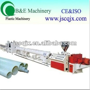 720kg/h SJSZ92 pvc plastic pipe extrusion machine PRICE