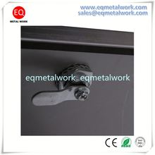 Aluminium anodized box low voltage cabinets