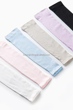 Comfortable antiskid sun protection arm sleeve let's slim