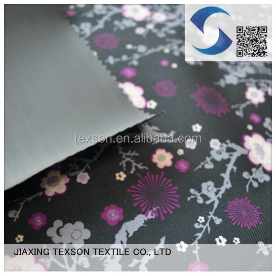 100% Polyester Twill Fabric PVC Coated Oxford
