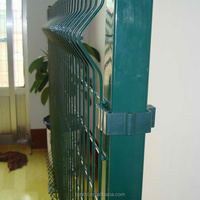 SZHL Wholesale Powder Coated Fence Panels / Fencing Wire Cost / Fences Metal Mesh Welded