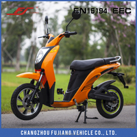 EEC adult electric bike/electric bicycle/moped with pedal cheap price (Wisdom)