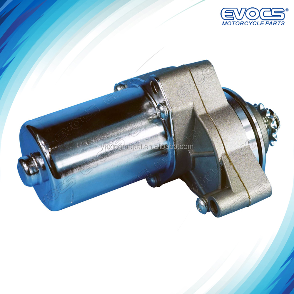 Motorcycle start motor with high quality