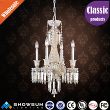 European style fashionable chandelier for decoration in Guangdong