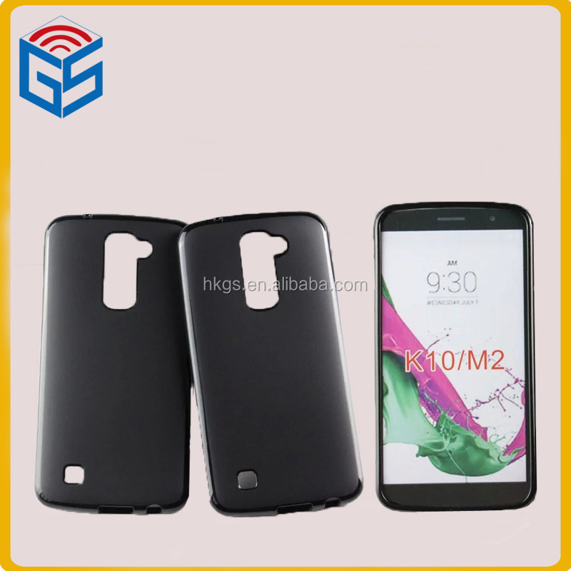 Matte Pudding Soft TPU <strong>Case</strong> For LG K10 <strong>Q10</strong> M2 K670 Women Fashion 2016