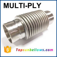 metal expansion joints hydroformed bellows
