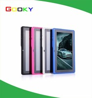 Multi-touch 7 inch Android Quad core Mini Tablet pc in bulk