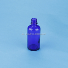 Blue glass bottle /pharmacy bottle/Medical glass bottle