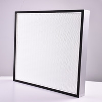China high quality aluminum frame wire mesh high efficiency air filter manufacturers