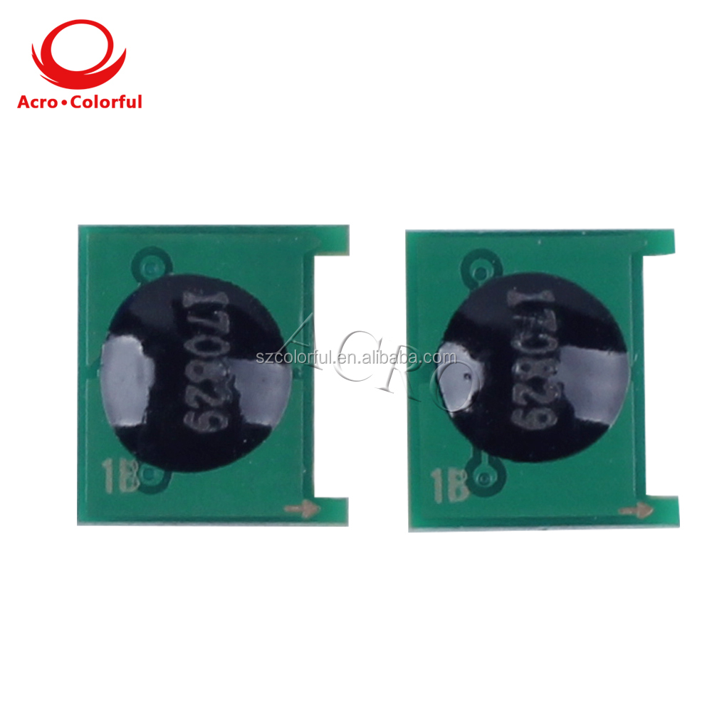unviersal compatible toner chip <strong>U1</strong>-LY for HP -P1005/P10065 reset printer