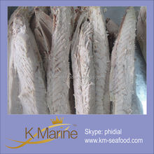 China Seafood Supplier 7.5kg Vacuum Packed Precooked Skipjack Tuna