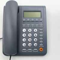 New product Landline Analog Caller ID Phone Corded Telephone