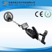 Long range deep hand-held ground searching gold metal detector with intelligent alarm system