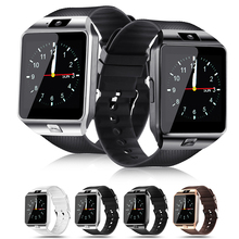 CE ROHS Smart Watch 2017 DZ09 with Bluetooth, Cheap and GSM Phone Call,etc