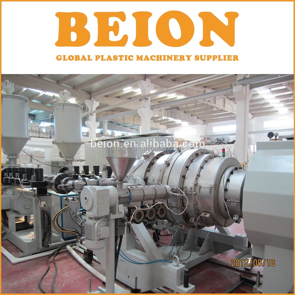 BEION plastic pe tubes production line with factory price