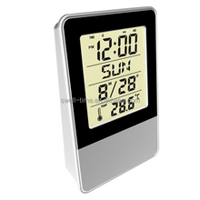 Digital LCD Clock with Birthday Remind