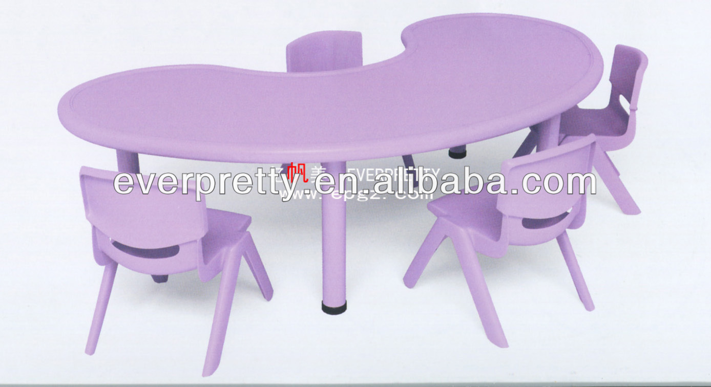 Play School Furniture Child Indoor Furniture, Play School Plastic Furniture, Tables & Chairs Set