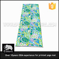 Cheap existing wholesale gymnastic pvc yoga mat, pilates yoga mat with bag
