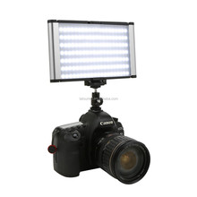 Professional LED DV light for all DSLR camera,video camcorder continue daylight small video light photography lamp