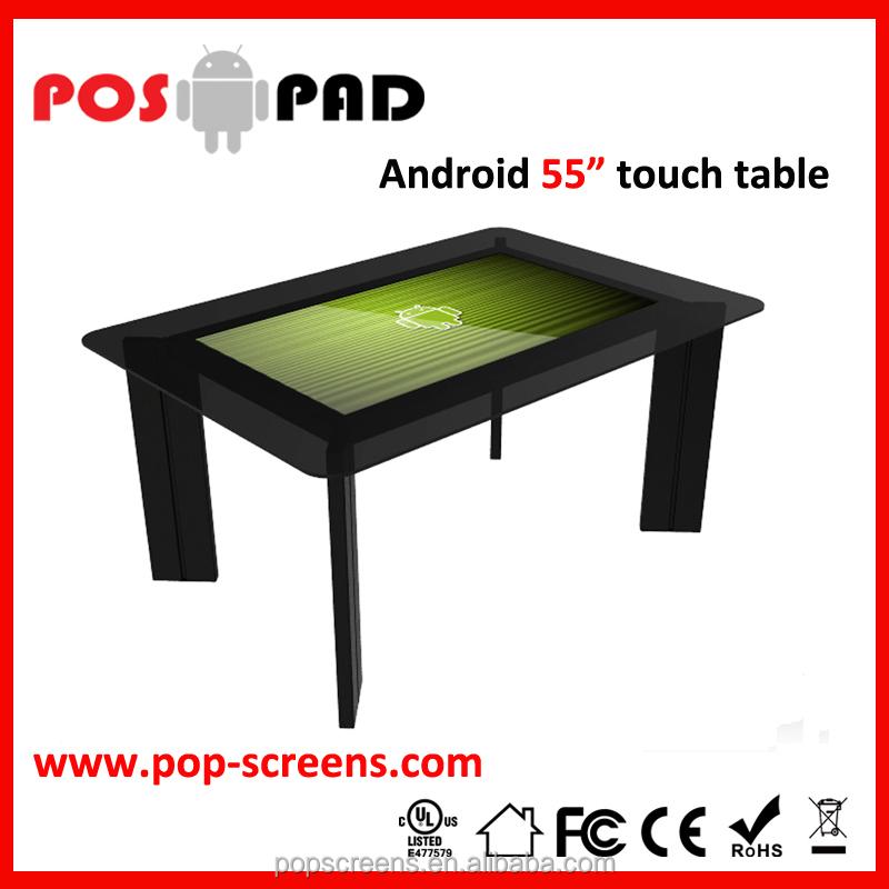 Interaktive MultiTouchTisch mit touchscreen couchtisch