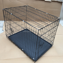 "24"" 30"" 36"" 42"" 48"" S M L XL XXL Wire Folding dog cage/dog crate for sale cheap"