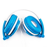 Mini Cute Children Headphone 85db Foldable