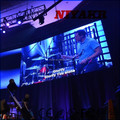 Niyakr New Product Rental P6 led bar graph display