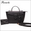 2016 Fashion genuine leather hand bag Handbags Woman leather satchel bag