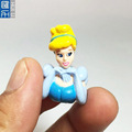 OEM custom 3D model Own design plastic figure toy factory