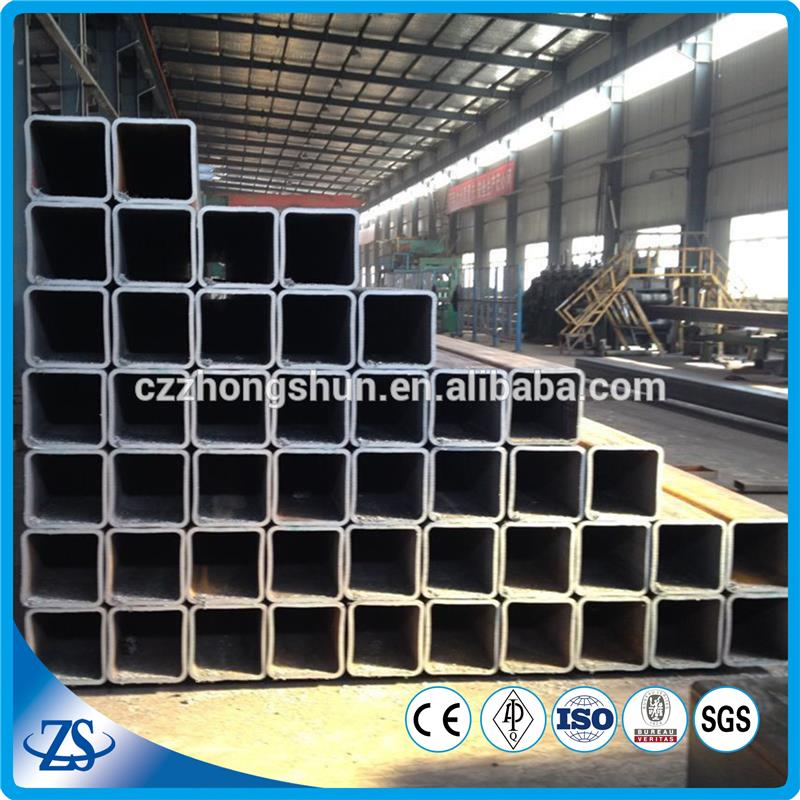 New design and hot sale carbon steel square pipe