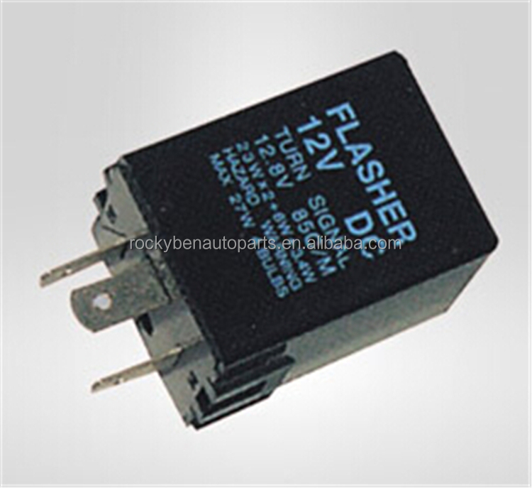 Universal 12V 24V Flasher Relay for Toyota 81980-87704