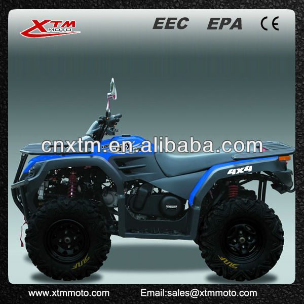 XTM A300-1 atv 110cc shaft drive