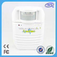 Lithium battery recordable PIR Motion sensor mp3 player
