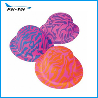 Customized Printing Carnival Topper Plastic Top Hats