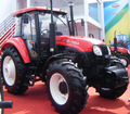YTO X1254 125HP Farm Tractor four wheel drive with cabin