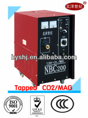 NBC series of tapped CO2 MAG welding machine