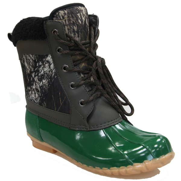 Women's Fashion Rubber Duck Boots