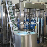 5 gallon water filling and packing machine