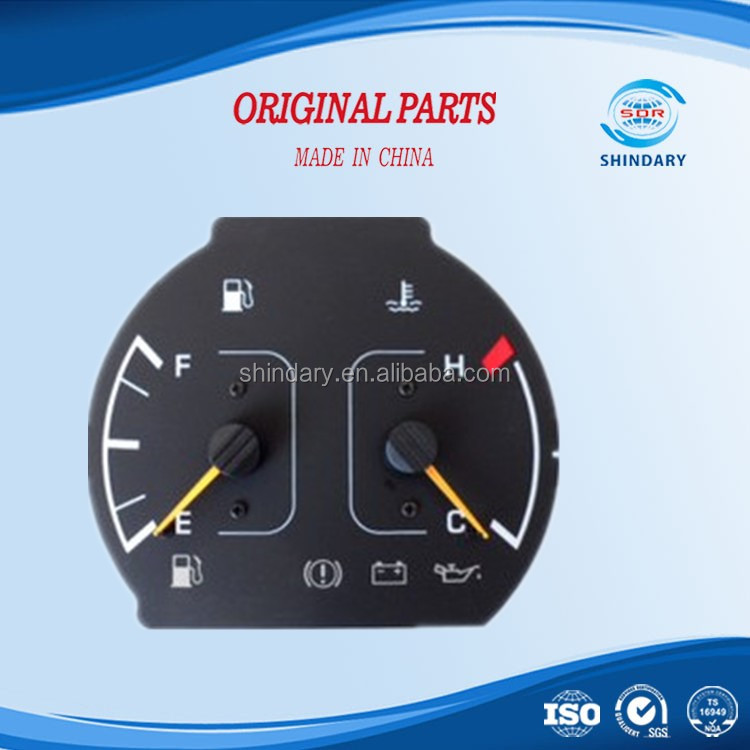 High quality Auto Parts FOTON SDR-FT110 COMBINATION METER