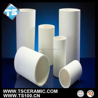 High Purity 96% 99% Al2O3 Ceramic Tube/Cylinder Used in Steel Industry,China Maker