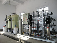 Industrial Reverse Osmosis System for Pure Process Water
