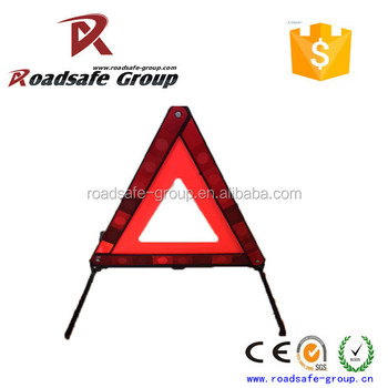 Warning Triangle Type and CE Certification road sign